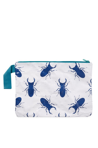 Project Ten - Bugs Zip Pouch