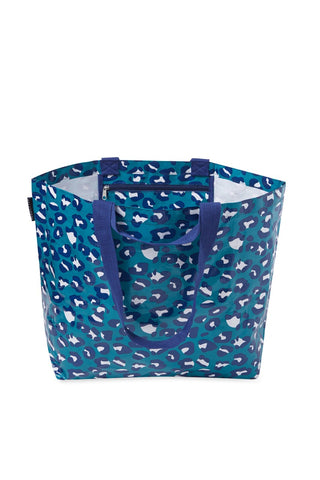 Project Ten - Leopard Medium Tote