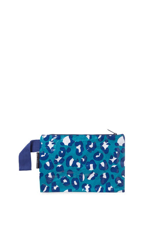 Project Ten - Leopard Mini Zip Pouch