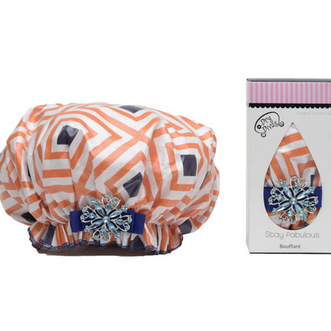 Dry Divas Shower Cap - Passion 4 Fashion - Bon Genre - 1