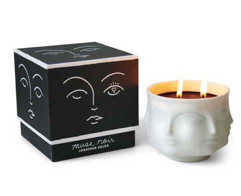 Muse Candle - Noir