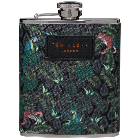 Ted Baker Mens Hip Flask - Bon Genre - 1