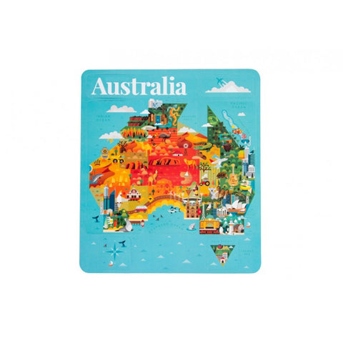 Australia Fridge Magnet Set