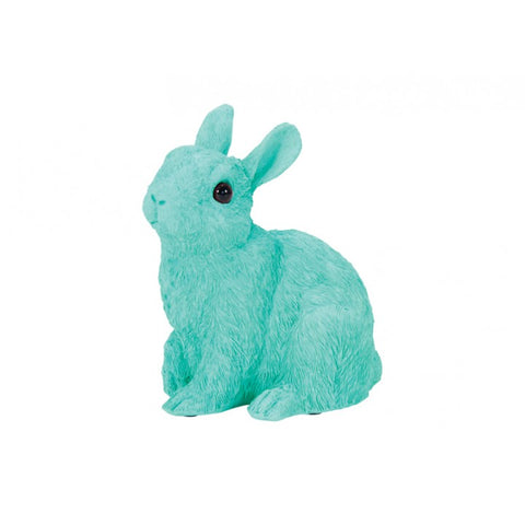 Bunny Ornament - Mint - Medium