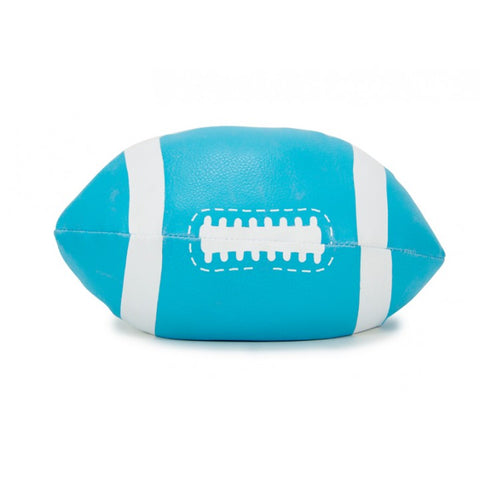 Doorstop Football Blue