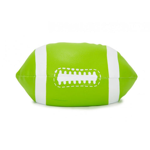 Doorstop Football Green