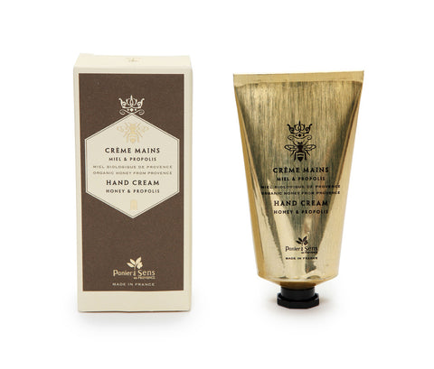 Panier des Sens Honey Hand Cream 75ml - Bon Genre