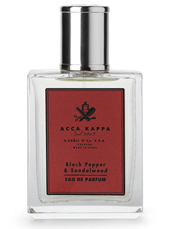 Acca Kappa Black Pepper & Sandalwood EDP 100mls - Bon Genre