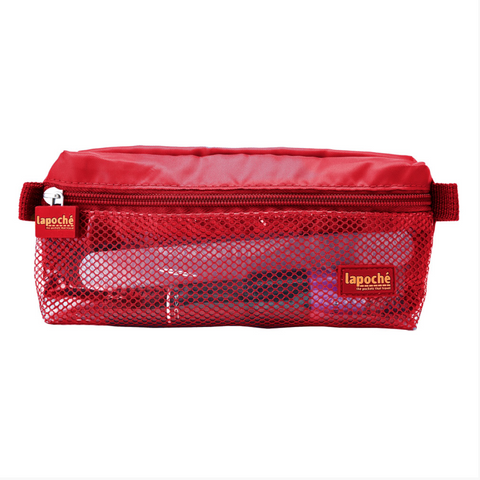 Travel Waterproof Pouch - Red - Small