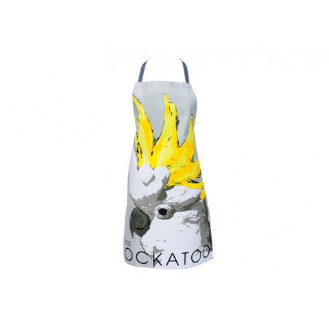 All Over Print Aprons - Cockatoo