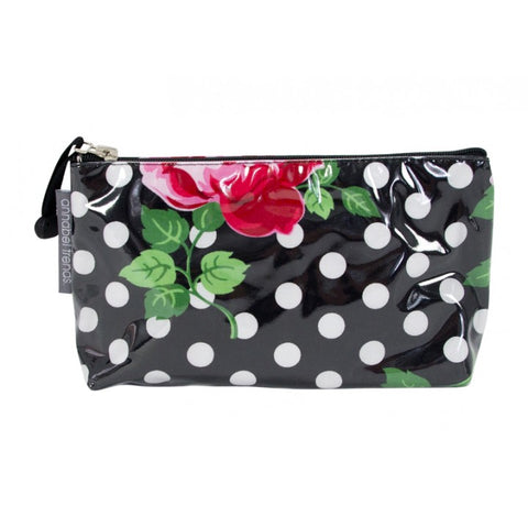 Cosmetic Bag - Small - Lucy Black