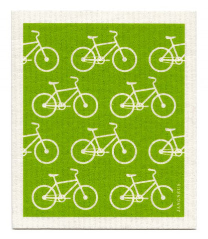 Dishcloth - Bike