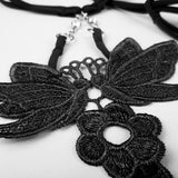 Butterfly Kisses Micro G String - Theone Apparel
