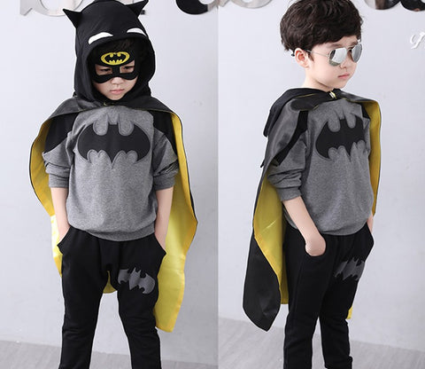 Boy's Cartoon Characters Costume for Halloween - Theone Apparel