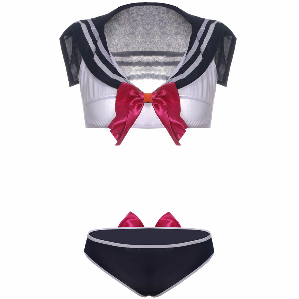 Sultry Sailor Lingerie Costume Set