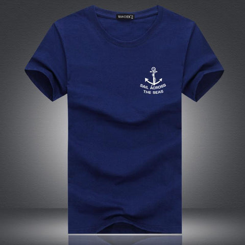 Anchor of Life Short Sleeve Tee - Theone Apparel