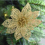 Artificial Fake Flowers Tree Decoration - Theone Apparel