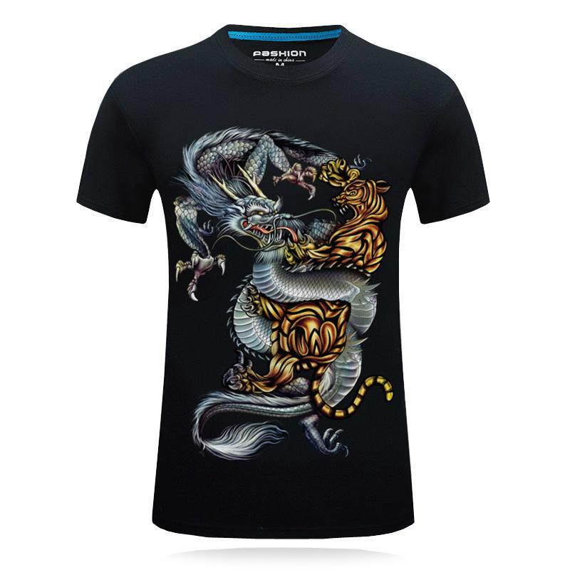 Dragon Dreams Chinese Inspired Shirt - Theone Apparel