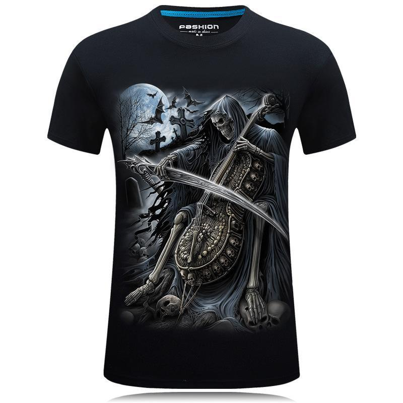 Music Of The Grim Reaper Shirt