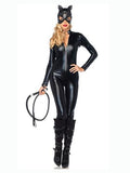 Wild Cat Women Halloween Costume