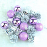 Christmas Balls And Bells Tree Decorations - Theone Apparel