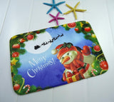 Christmas Wishes Holiday Floor Mats - Theone Apparel