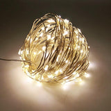 Copper Waterproof LED Christmas String Lights - Theone Apparel