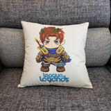 Cowboy Up Printed Pillow Covers - Theone Apparel