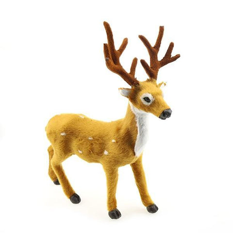 Creative Reindeer Christmas Plush Pendant - Theone Apparel