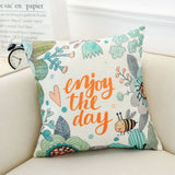 Creatures of The Forest Nursery Pillow Covers - Theone Apparel