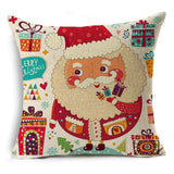Cute Christmas Throw Pillow Covers