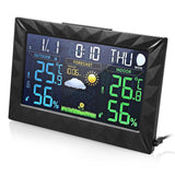 Digital Clock With Temperature Gauge - Theone Apparel