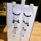 Dripping in Decadence Drop Earrings - Theone Apparel
