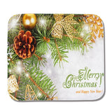 Festive Christmas Holidays Chair Mats - Theone Apparel