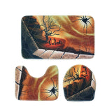 Halloween To Remember Bath Mat Set