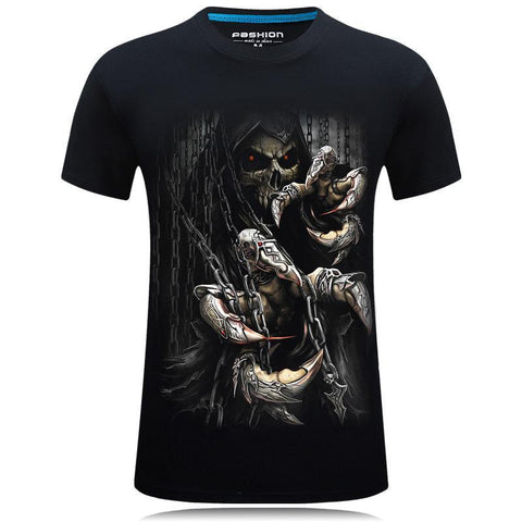 Hands of Death Graphic Shirt