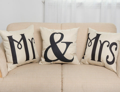 Happily Ever After Pillow Covers