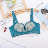 Lace Cup Pushup Fashion Bra - Theone Apparel