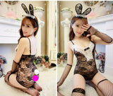 Lace for Days Bunny Girl Lingerie Set - Theone Apparel