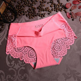 Lacy Bum Smooth Feel Hipster Panty - Theone Apparel