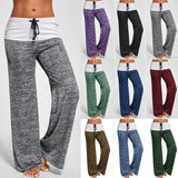 Loose Fit Cable Knit Lounge Pants