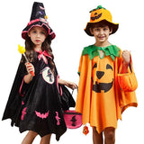 Matching Halloween Boy and Girl Costume