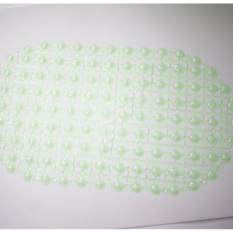 Nonslip Bubble Tile Bath Mat