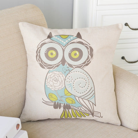 Owl Always Love You Pillow Cover
