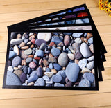 Pebble and Stone Table Place Mats