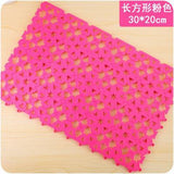 Extra Thick Nonslip Bubble Bath Mat