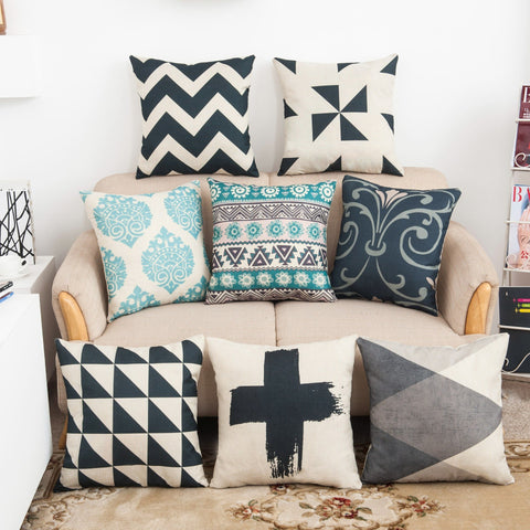 Prints on Trend Pillow Covers