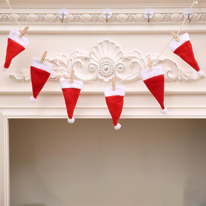 Christmas Hats Hanging Wall Decor