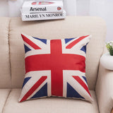 Red White and Blue Patriotic Pillow Covers