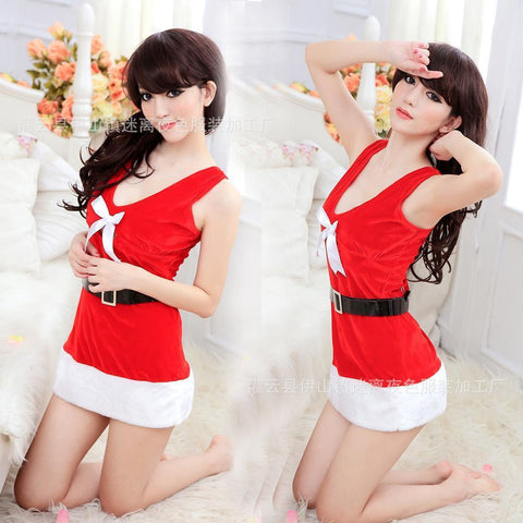 Santas Little Helper Ladies Christmas Costume